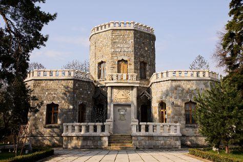 Iulia Hasdeu Castle, Campina, Romania
