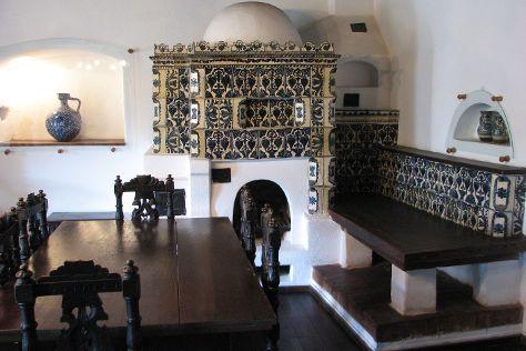 Museum Medieval Bran, Bran, Romania