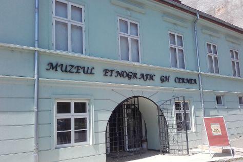 Muzeul Etnografic Rupea, Rupea, Romania