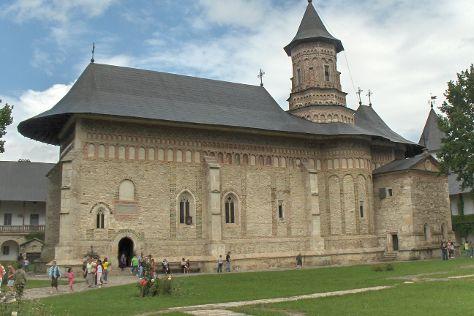 Neamt Monastery, Vanatori-Neamt, Romania