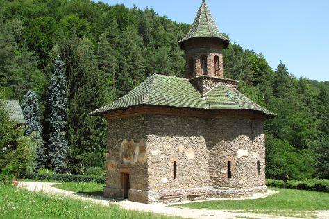 Prislop Monastery, Silvasu de Sus, Romania