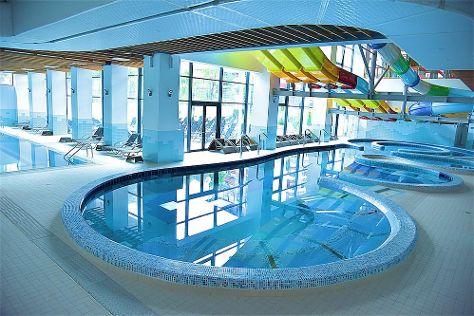 Tisa Spa Resort, Baile Olanesti, Romania