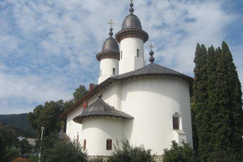 Varatec Monastery, Varatec, Romania