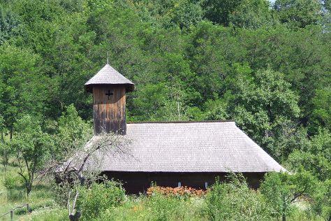 Village Museum of Valcea County, Ramnicu Valcea, Romania