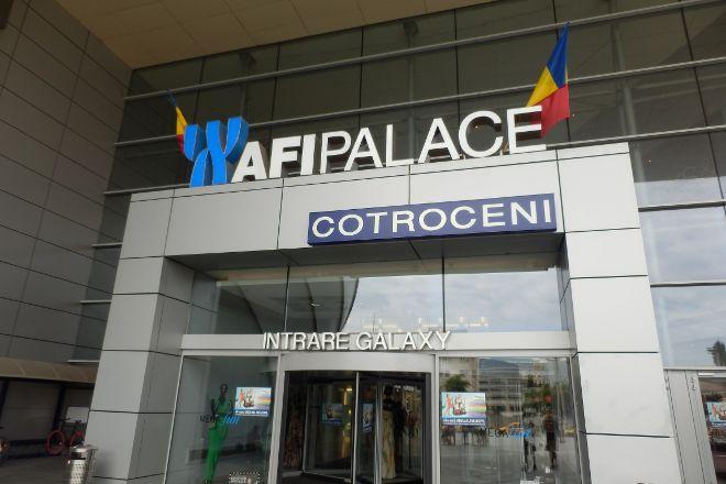 AFI Cotroceni, Bucharest, Romania