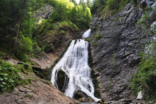 Bridal Veil Falls, Cluj-Napoca, Romania