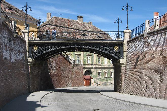 Bridge of Lies, Sibiu, Romania
