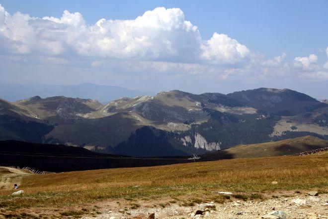 Bucegi Plateau, Moroeni, Romania
