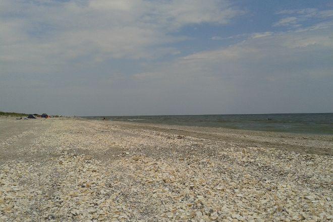 Corbu Beach, Constanta, Romania