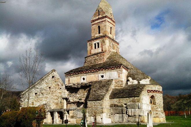 Densus Church, Densus, Romania