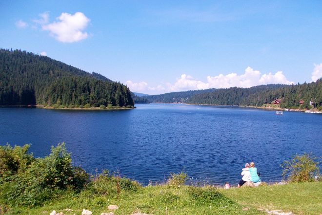 Fantanele Lake, Cluj-Napoca, Romania