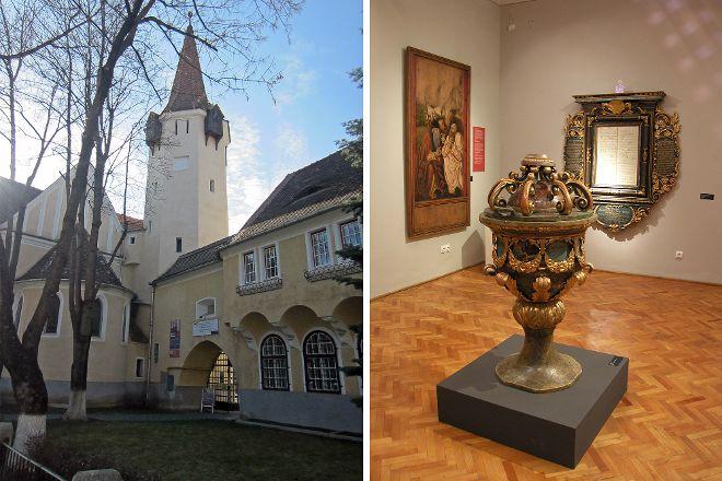 Landeskirchliches Museum der Evangelischen Kirche, Sibiu, Romania