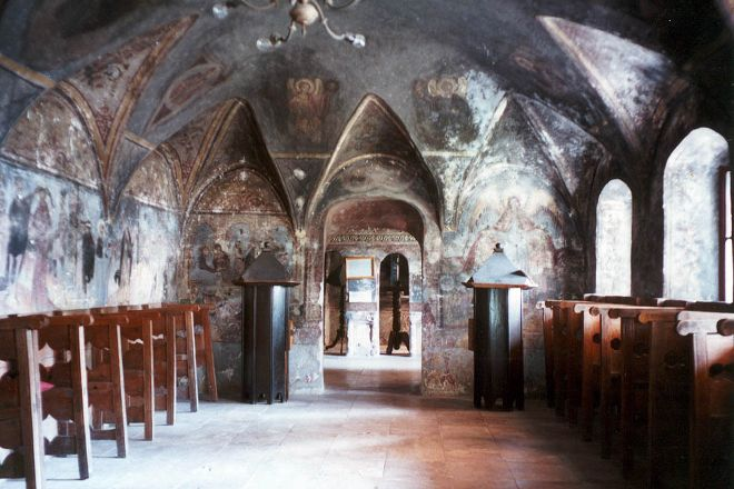 Manastirea Sinaia, Sinaia, Romania