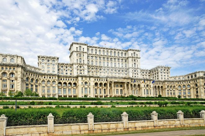 Palace of Parliament, Bucharest, Romania
