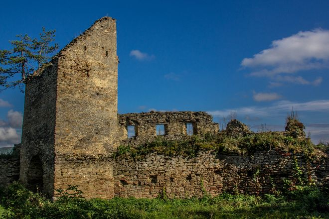 Peasant Citadel, Saschiz, Romania