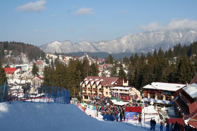 Predeal Ski Area, Predeal, Romania