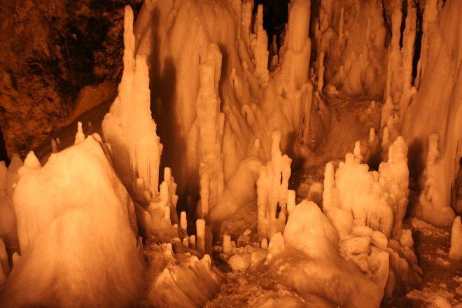 Scarisoara Ice Cave, Garda de Sus, Romania