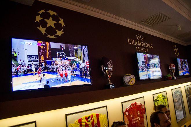 Select Sports Bar, Oradea, Romania