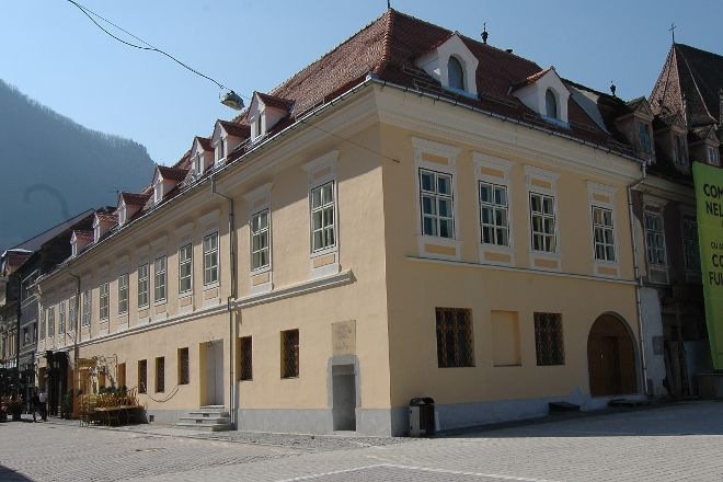 The Museum of Urban Civilization, Brasov, Romania