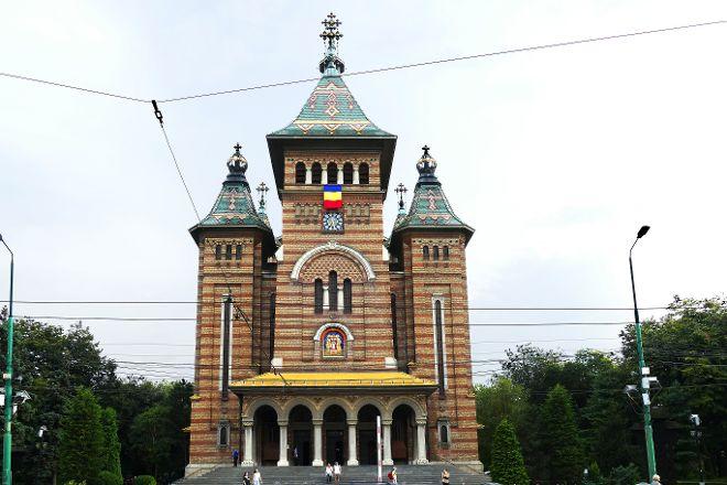 Timisoara Orthodox Cathedral, Timisoara, Romania