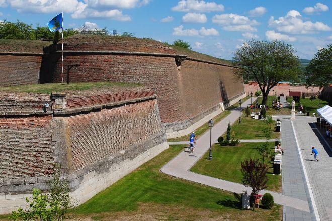 Traseul Celor Trei Fortificatii, Alba Iulia, Romania