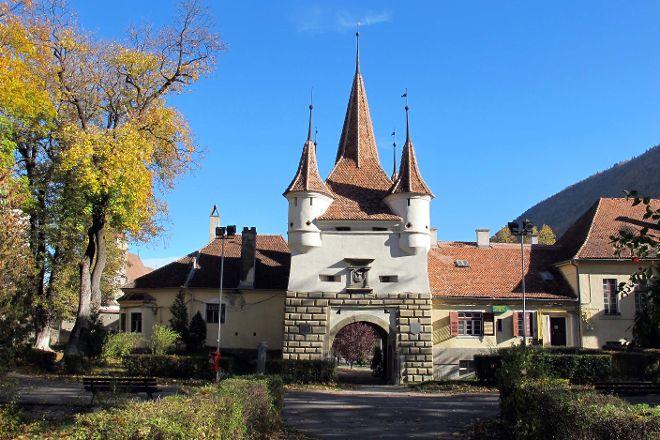 Yekaterina's Gate, Brasov, Romania