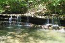Waterfalls in Mountain Shakhan
