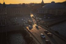 Alltheroofs - Rooftop Tours in St. Petersburg, St. Petersburg, Russia