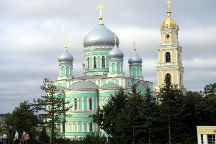 Bell-tower, Diveyevo, Russia