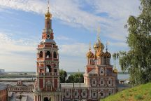 Church of Nativity of Most Holy Mother of God, Nizhny Novgorod, Russia