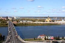 Fedorovsky Embankment, Nizhny Novgorod, Russia