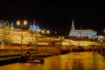 Kremlyovskaya Embankment, Kazan, Russia