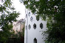 Melnikov House, Moscow, Russia