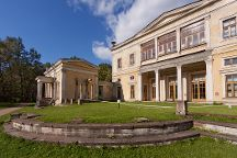 Palace & Park Ensemble Sergiyevka, Peterhof, Russia