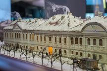 Petrovskaya Aquatoria Museum-Model of St. Petersburg and Suburbs, St. Petersburg, Russia