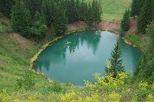 Sea Eye Lake, Shariboksad, Russia