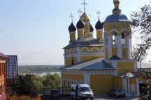St. Nicholas Church on the Embankment (Nikolo-Naberezhnaya), Murom, Russia