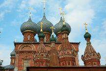 The Resurrection Church on the Debra, Kostroma, Russia