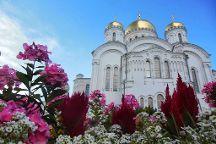 Transfiguration Cathedral, Diveyevo, Russia