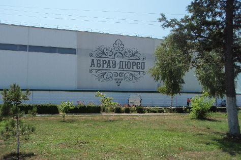 Abrau-Dyurso Zavod Shampanskikh Vin, Abrau-Durso, Russia