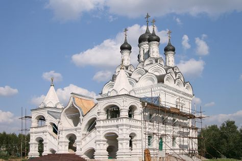 Church of the Annunciation of the Blessed Virgin, Mytishchi, Russia