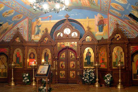 Gefsimansky Chernigovsky Skit (convent), Sergiyev Posad, Russia