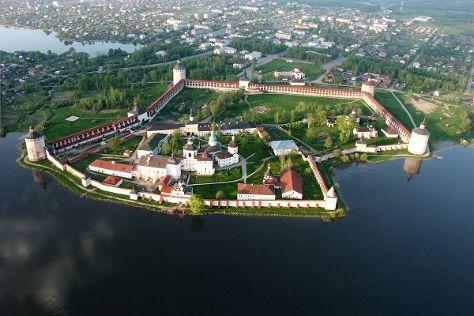 Kirillo-Belozerki State Historical Architectural Art Museum-Reserve, Kirillov, Russia