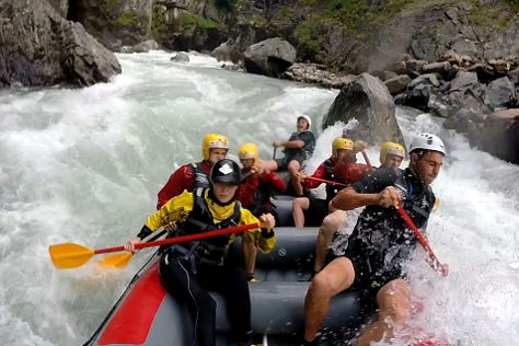 Masterraft - Belaya River Rafting and Kayaking, Khamyshki, Russia
