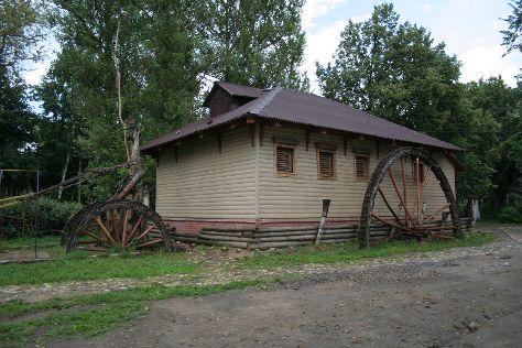 Museum of Coachman, Gavrilov-Yam, Russia