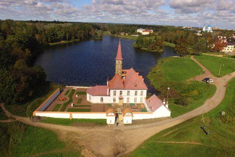 Priory Palace Museum, Gatchina, Russia