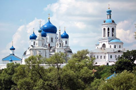 Svyato-Bogolyubsky monastery, Bogolyubovo, Russia