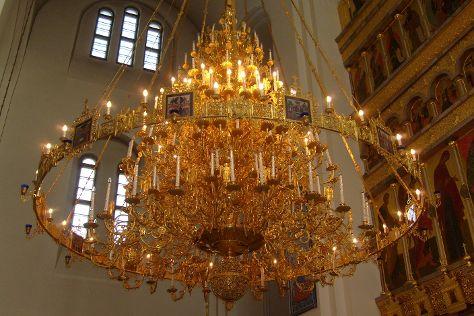 Transfiguration Cathedral, Tolyatti, Russia