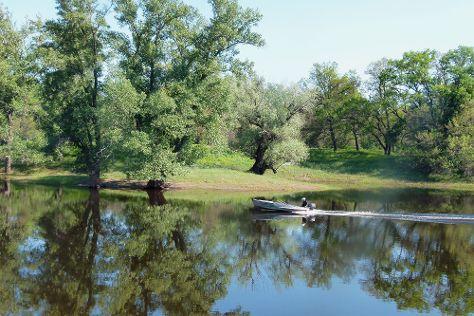 Volga-Akhtuba Floodplain Park, Volgograd Oblast, Russia