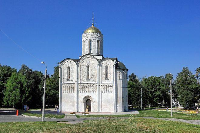 Cathedral of Saint Demetrius, Vladimir, Russia